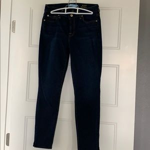 7 for all man kind Jeans size 28